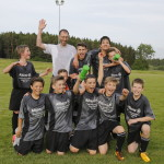 D-Junioren Meister Kreisklasse Augsburg 2 Saison 2012 / 2013