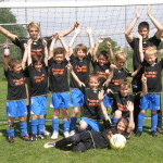 F2-Jugend Meister Saison 2012-2013